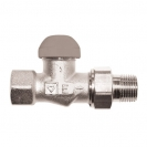TS-90-E Thermostatic Valve Straight Model