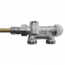 VTA-50-Four-Port Valves for Thermostatic Operation, threaded connection M 30 x 1.5