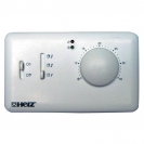 HERZ-Room Temperature Controller Comfort Electronic room thermostat for Fan Coil
