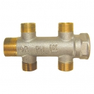 8451HERZ-Compact Distributors for Sanitary Installation DN 20 (3/4)