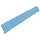 Fastener strip of polyethylene, 10 x 160 mm, standard length 25 m