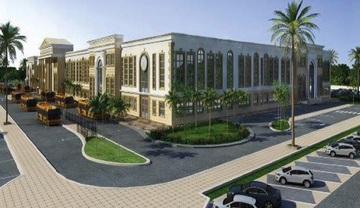 NEW INTERNATIONAL SCHOOL RUWAIS PHASE III