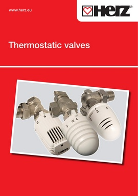<span></span>Thermostatic valves